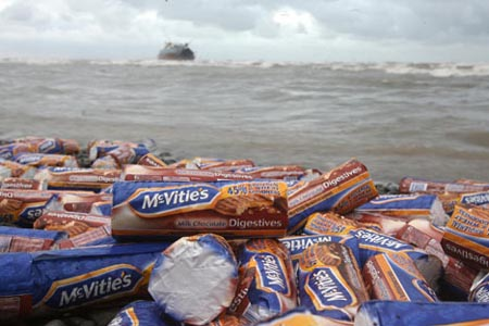 McVities On The Beach