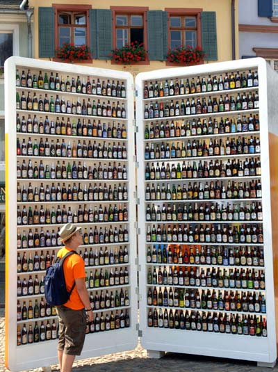 Huge Beer Fridge