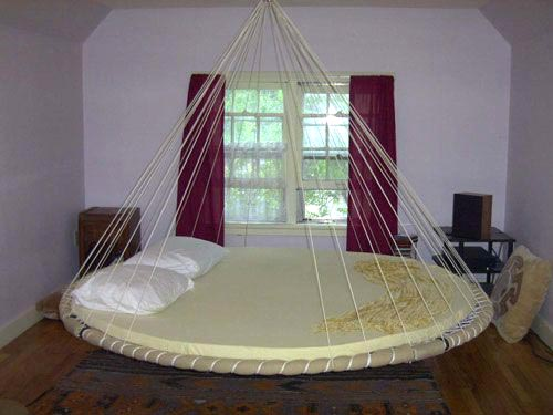 Round Bed Swing