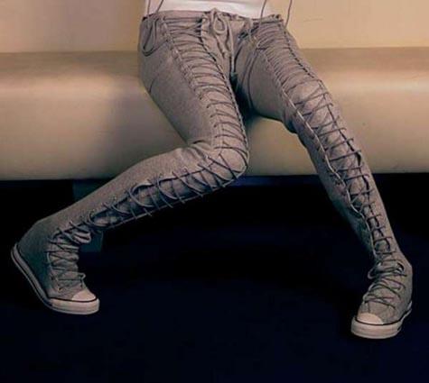 Converse Pant Shoes
