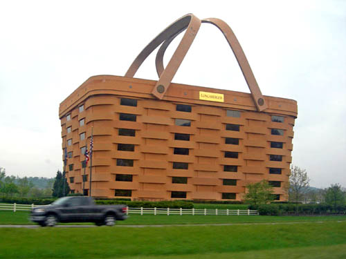 Giant Basket | Longaberger Basket Company