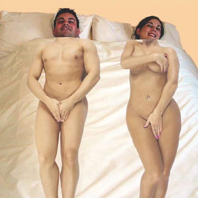 Nudie Bed Sheets