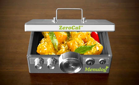 Menulog Zero Cal Lunch Box