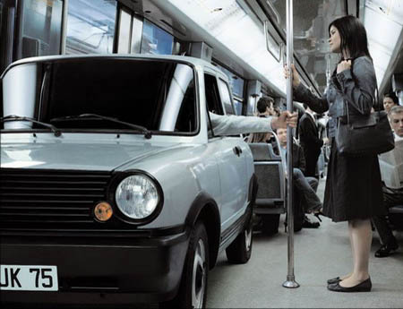 Mini-Cooper Subway Commuter