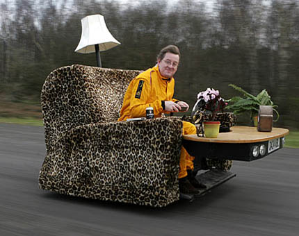 Motorized Recliner
