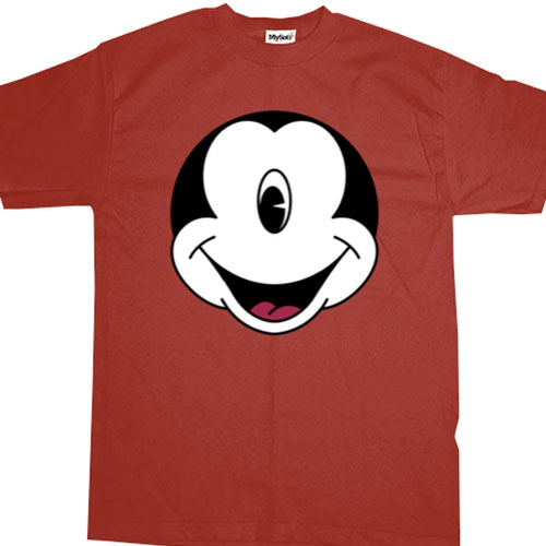 One Eye Mickey Mouse T-Shirt