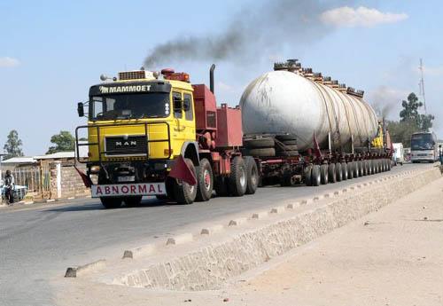 Oversize Load | Heavy Hauler