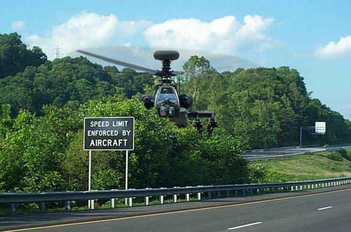 Radar Chopper