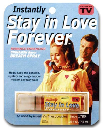Romance Enhancing Breath Spray