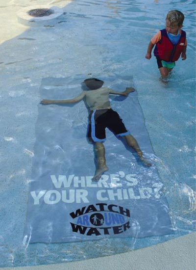 Pool Safety Awareness Campaign | Where's Your Child?