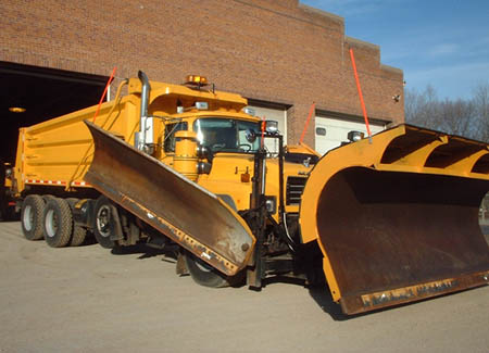Big Snow Plow