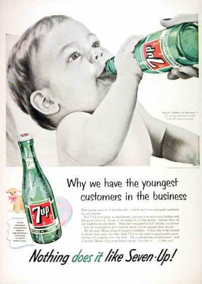 Nothing Does It Like Seven-Up
