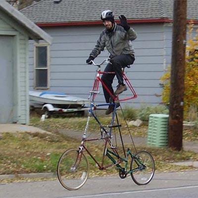 OntarioBens Squeaky Tallbike