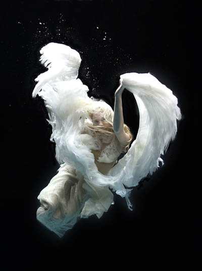 Underwater Angel