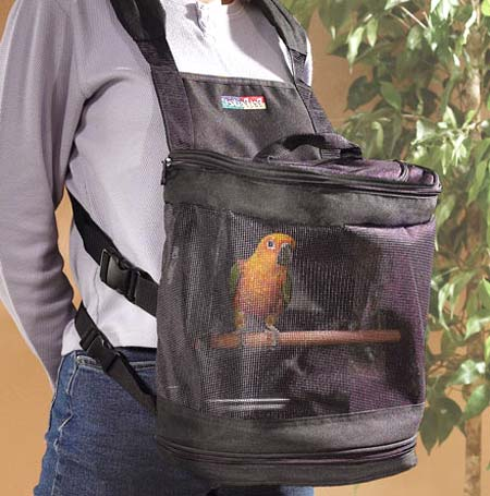 Backpack Birdcage