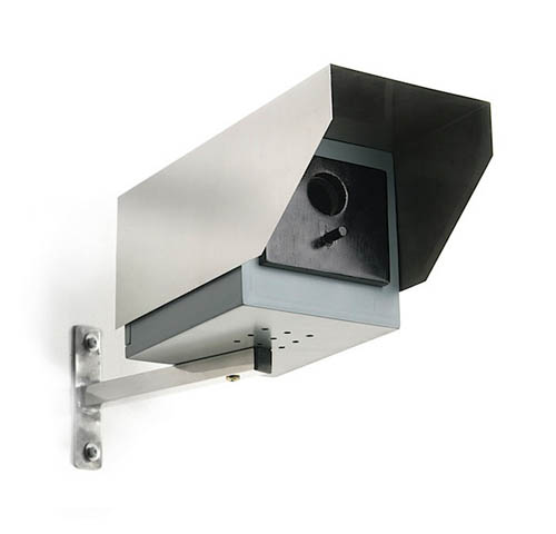Birdhouse Security Camera