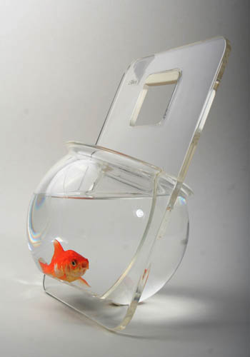 Standalone Fish Bowl Carrier