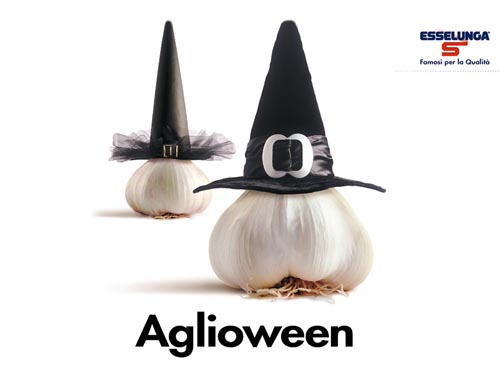 Garlic Witches | Esselunga Aglioween