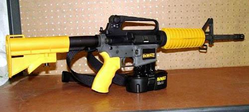 Dewalt Nail Machine Gun