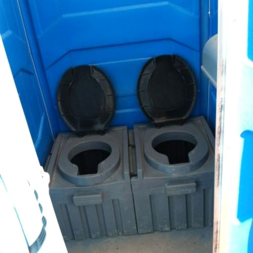Two Person Porta Potty