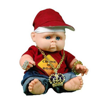 Big Deuce Collectible Baby Doll