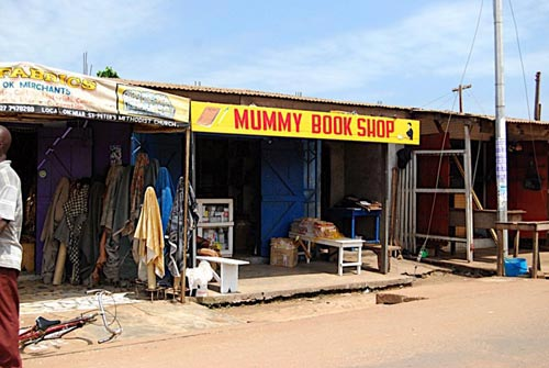 Mummy Book Shop