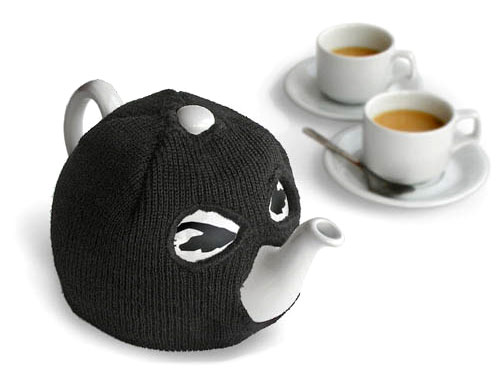 Ski Mask Tea Pot Cozy