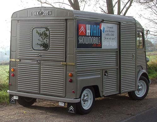 Citroen Showmobile Van