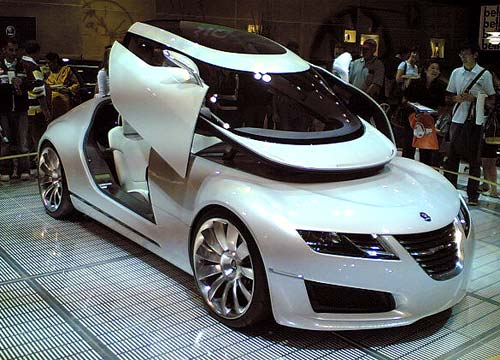 Saab Aero X Super-Car