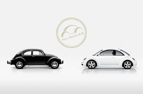 Timeless Classic Volkswagen Beetle Advert | Old vs New