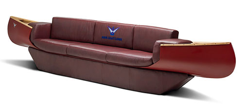 Canoe Couch