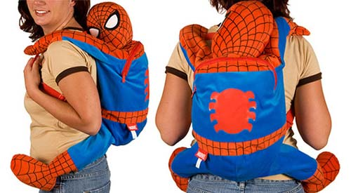 Spiderman Backpack Papoose