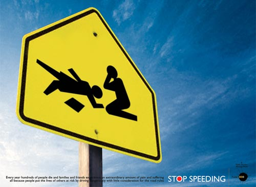 Stop Speeding | School Zone Safety Campaign