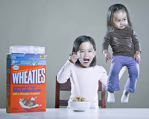 Jumpstart Your Metabolism With Wheaties | Breakfast of Champions