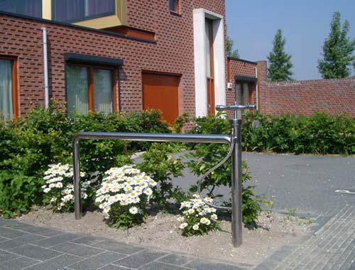 Heklucht Bikestand Pump Design | Ypenburg, Netherlands