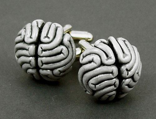 Brain Cufflinks