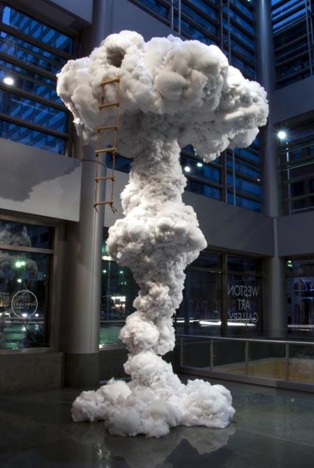 Mushroom Cloud Treehouse