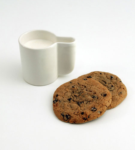 Cookie Dunking Mug Design