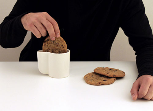 Cookie Dunking Cup