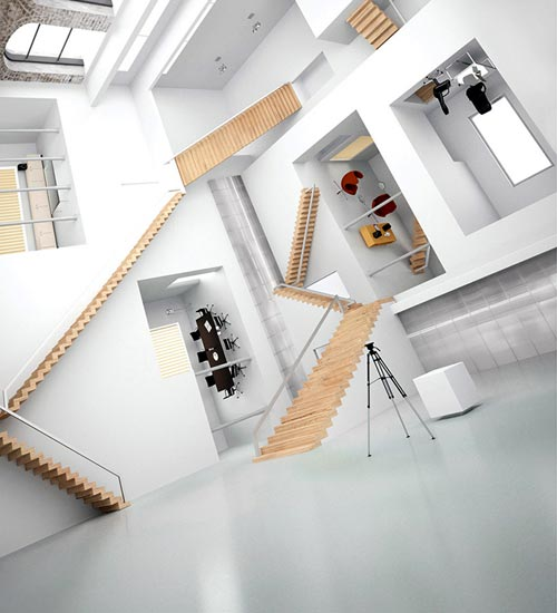 M.C. Escher Interior Design » Funny, Bizarre, Amazing Pictures ...