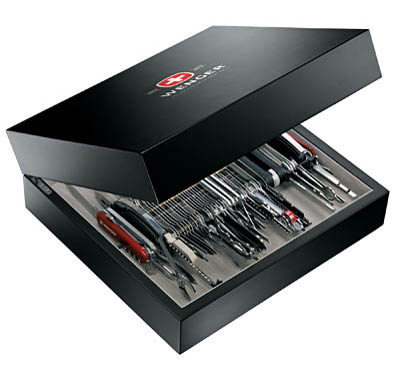 85 Tool Swiss Army Knife In Case