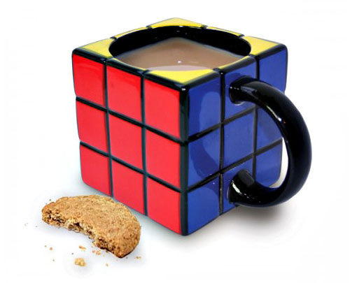 Rubiks Cube Coffee Mug