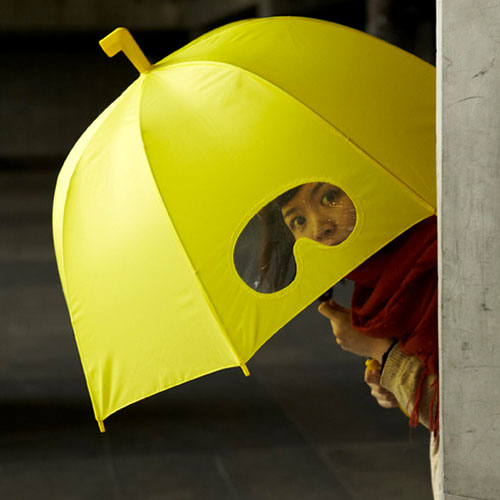 Peek-A-Boo Window Umbrella