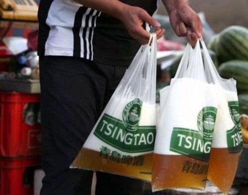 Bags of Beer
