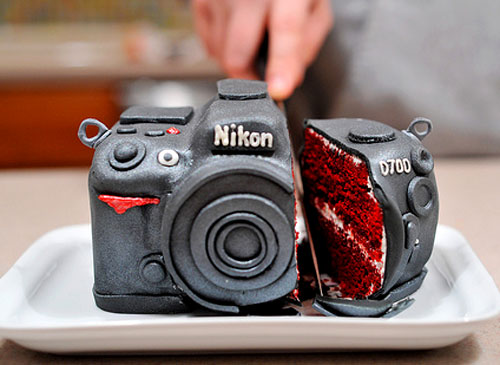 Nikon Camera Cake Images : Found Shit   Camera : Funny, Bizarre, Amazing Pictures ...