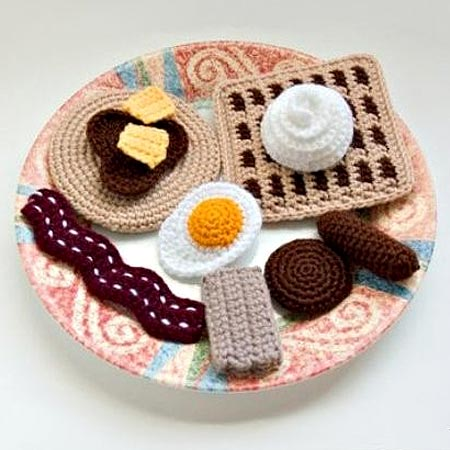 Crochet Breakfast
