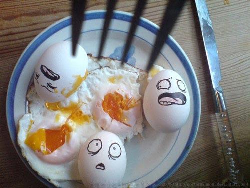 Egg Execution
