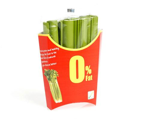 Healthy Celery Snack