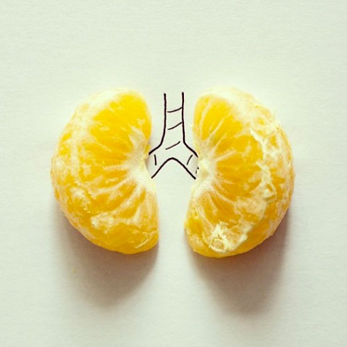 Orange Lungs