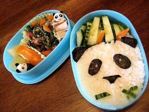 Panda Design Bento